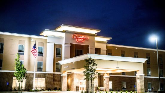 Hampton Inn-Pontiac