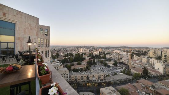 My Jerusalem View