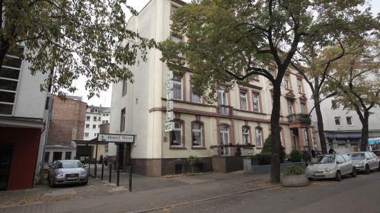 Hotel West an der Bockenheimer Warte