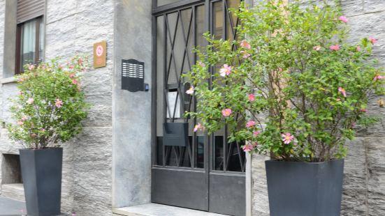米蘭斯格瑞公寓酒店