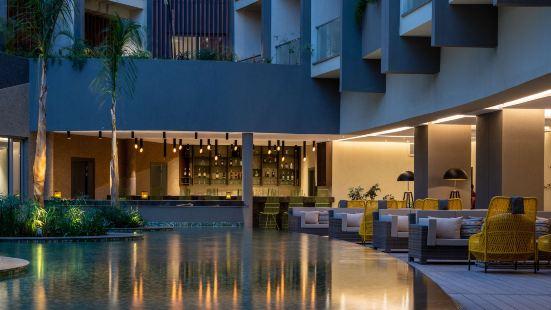 內羅畢植物園住宅麗笙藍標酒店