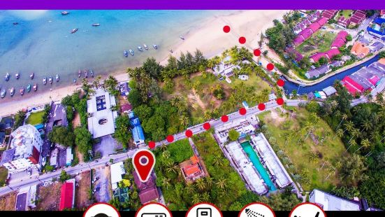 Villa Behind the Phuket Sea