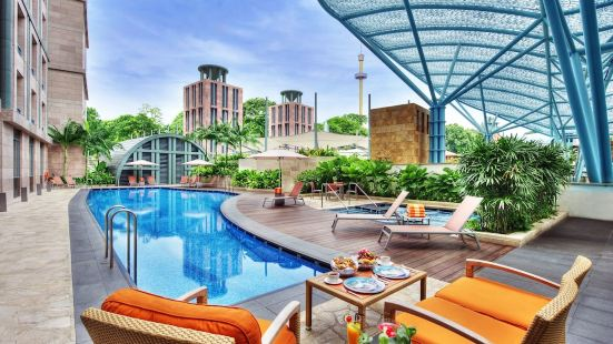 Resorts World Sentosa-Hotel Michael Singapore (Staycation Approved)