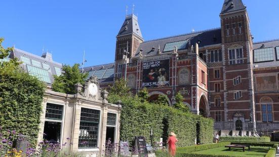 阿姆斯特丹安瑪麗旅館