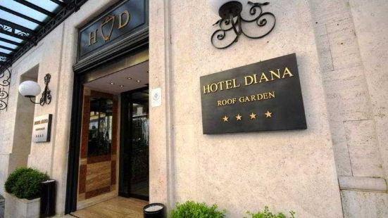 Diana Roof Garden Rome