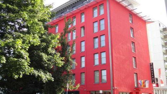 法蘭克福夢想城市中心大酒店