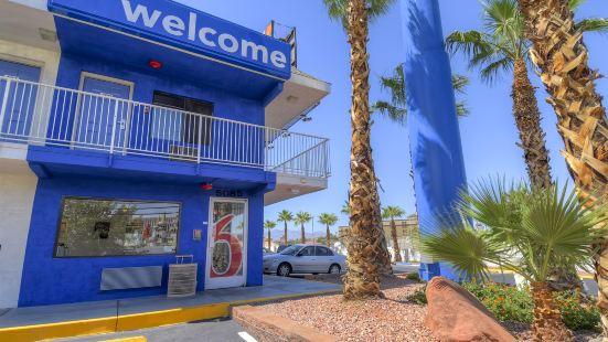 Motel 6 Las Vegas, NV - I-15