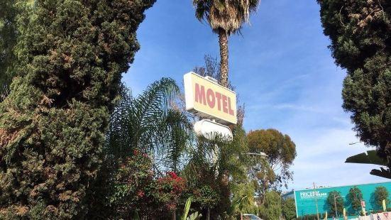 聖迭戈汽車旅館