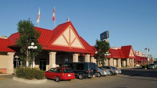 加拿目的地中心酒店 - 加里堡