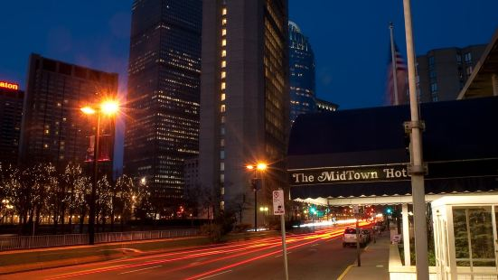 波士頓市中心酒店