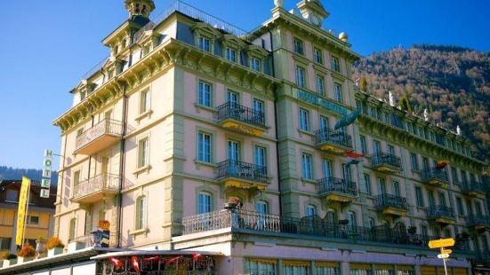 Hotel Central Continental Interlaken