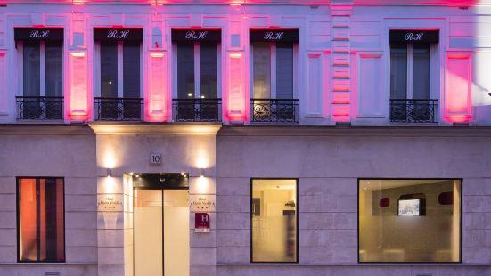 Hotel Opera Vivaldi Paris