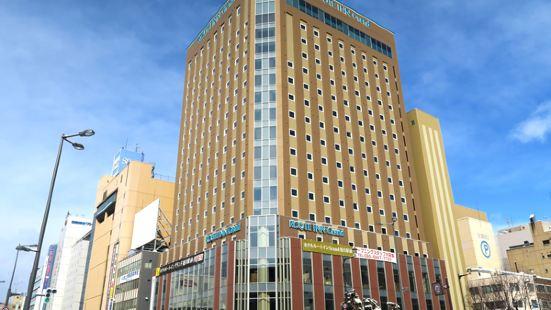 旭川站前露櫻酒店
