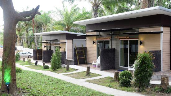 班考麥開蘭達村旅館