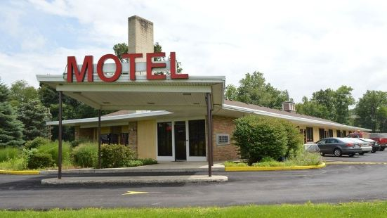 阿倫伍德汽車旅館