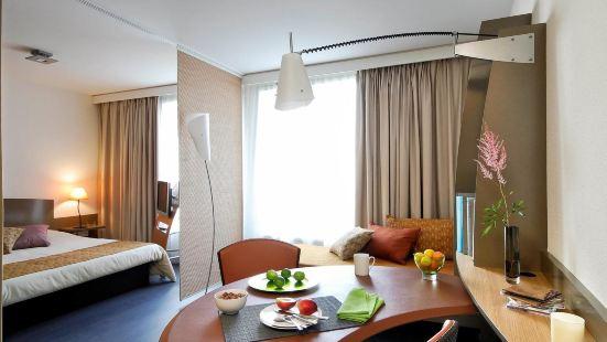 波爾多艾達吉奧公寓式酒店