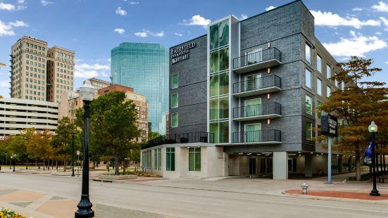 沃斯堡市中心/會議中心費爾菲爾德酒店