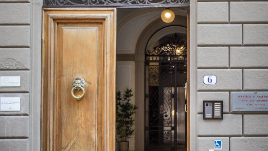 Martelli 6 Suites and Apartments