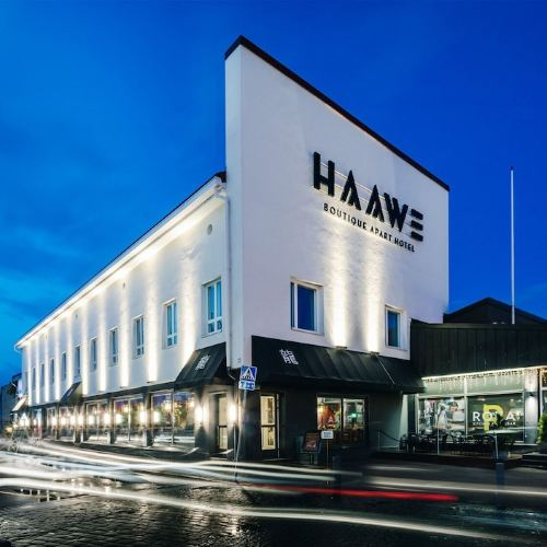 HAAWE·極夢精品公寓酒店