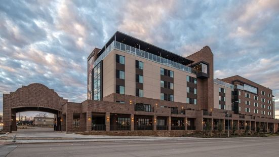 SpringHill Suites Fort Worth Historic Stockyards