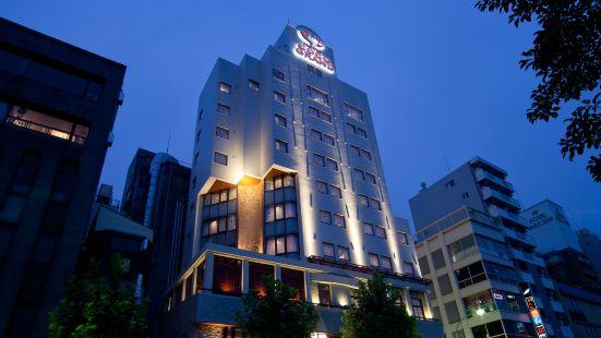 호텔 코코 그랜드 우에노 시노바즈
