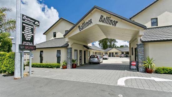 漢密爾頓巴里諾爾汽車旅館