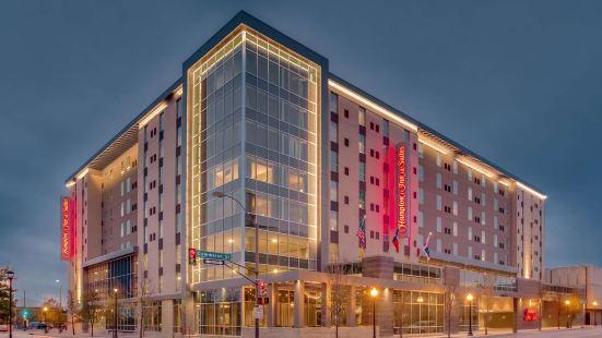 沃思堡市中心歡朋套房酒店