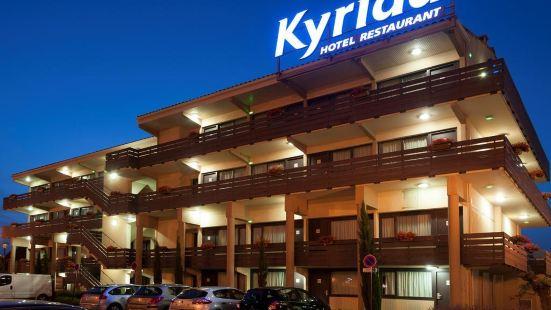 卡爾卡松機場凱裏亞德飯店
