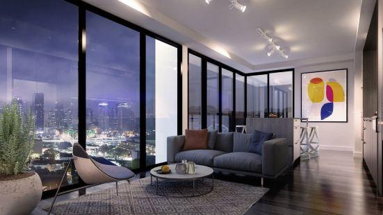 Arise Soda Apartment Brisbane