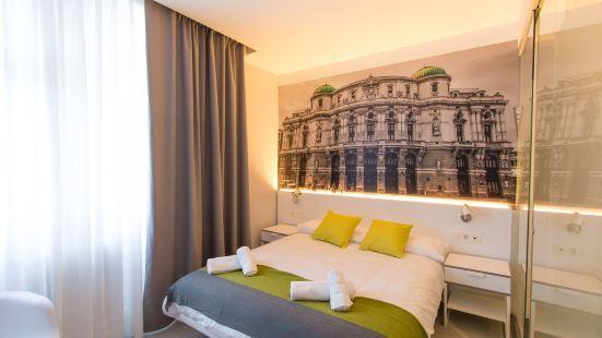 畢爾巴鄂城市客房酒店