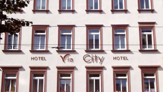Hotel Via City Leipzig Mitte