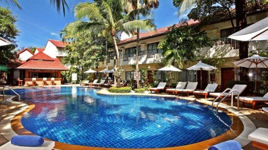 巴東海灘地平線温泉度假酒店