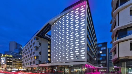 Moxy Frankfurt City Center