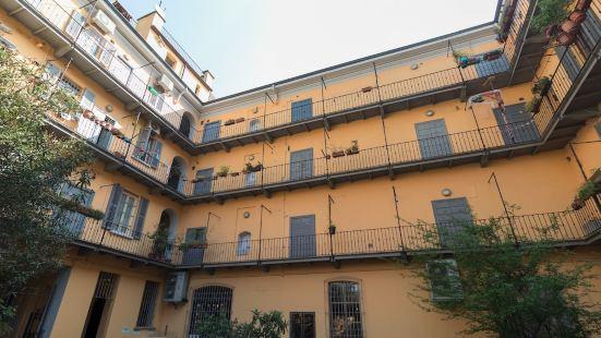 義式公寓酒店 - 卡斯提爾 20 號