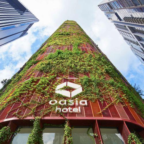 新加坡市中豪亞酒店(SG Clean)
