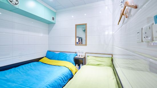 Mong Kok Sai Yeung Choi Street South Comfortable Two-person Room 5102
