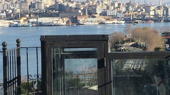 Rooftop Balat Rooms & Apartments