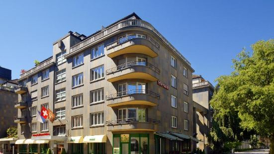 Sheraton Zürich Neues Schloss Hotel