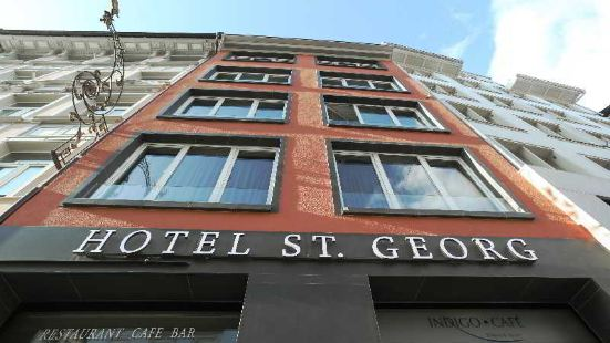 Boutique Hotel St. Georg