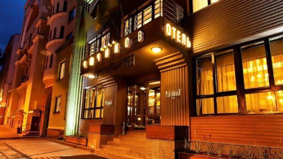 哈爾科夫奇奇科夫酒店