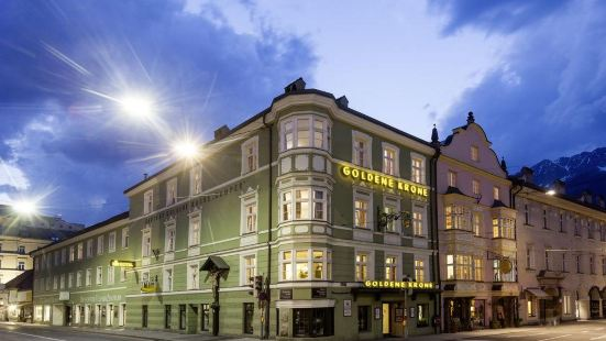 因斯布魯克邁諾特金克朗酒店