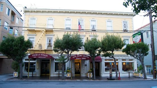舊金山聖雷莫酒店