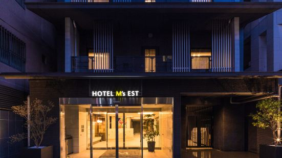M's Est 四條烏丸酒店