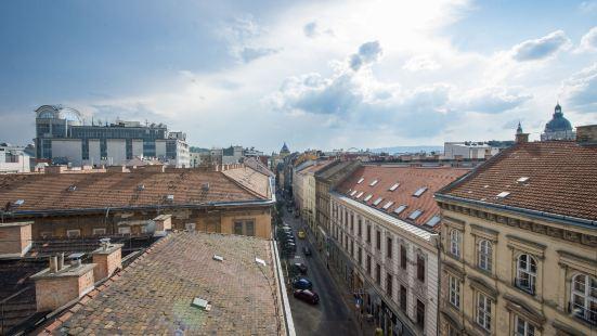布達佩斯中心公寓