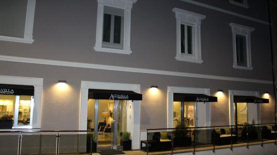 卡坦扎羅阿爾塔維拉酒店