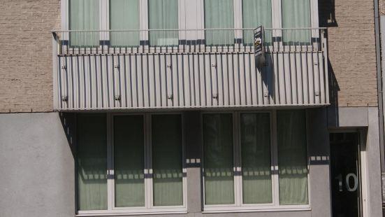 布魯塞爾市中心公寓酒店