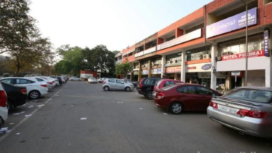 Hotel Pukhraj