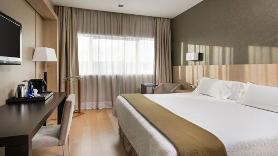 馬德里曼薩納雷斯里貝拉NH酒店