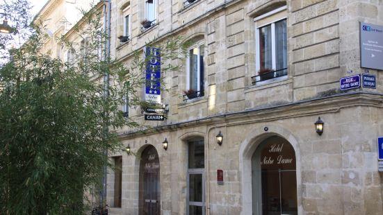 巴黎聖母院酒店