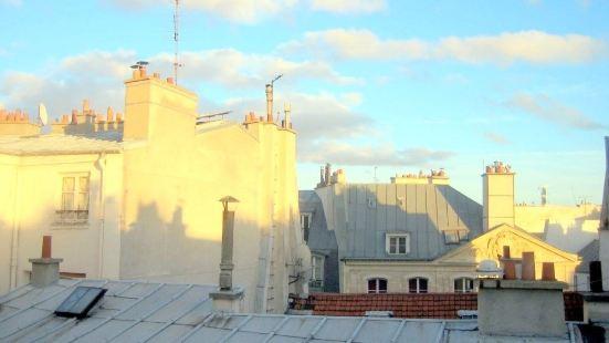 盧浮宮歌劇院假日公寓